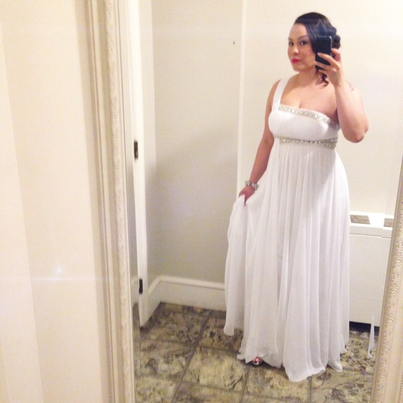 Dresses   White Gown   Poshmark